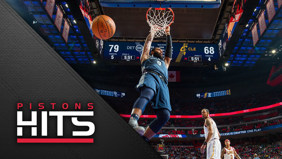 Pistons Hits: Dunk Week