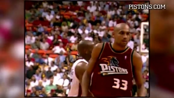 Unforgettable Moments: The Grant Hill Era
