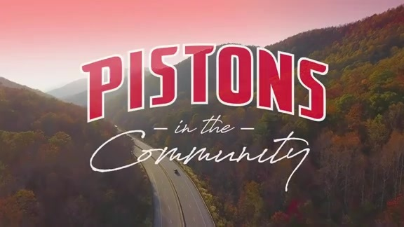 Pistons in the Community: DRAW Hurricane Relief Efforts