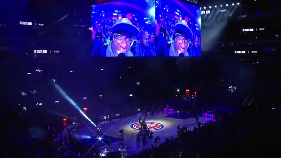 #Trending: 2018-19 Player Intros