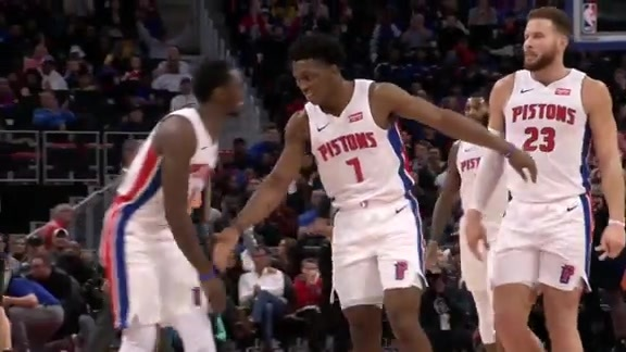 Pistons Playback, crafted by Flagstar: Pistons vs Suns
