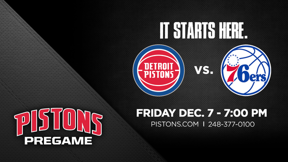 Marquee Matchup: Pistons vs. 76ers