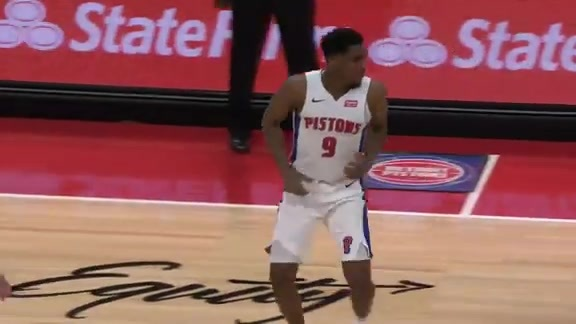 Pistons Playback, crafted by Flagstar: Pistons vs Pelicans