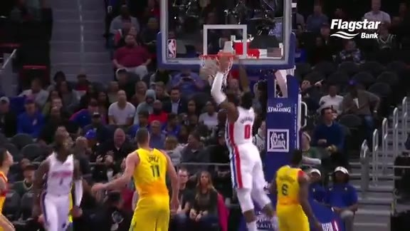 Pistons Playback, crafted by Flagstar: Pistons vs. Bucks