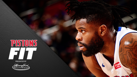 Pistons Fit, presented by Henry Ford Health System: Protect Yourself Against Illness