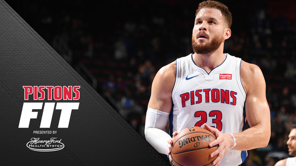 Pistons Fit, presented by Henry Ford Health System: Common Basketball Injuries