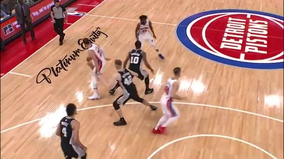 Pistons Playback, crafted by Flagstar: Pistons vs. Spurs