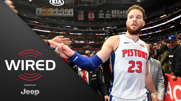 Wired, presented by Jeep: Pistons vs Clippers