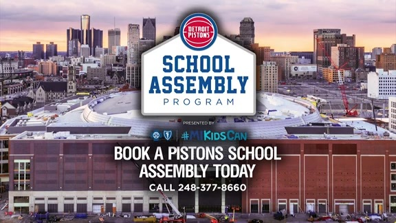 About Detroit Pistons School Programs