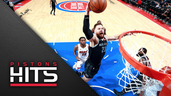 Pistons Hits: All-Star Blake Griffin
