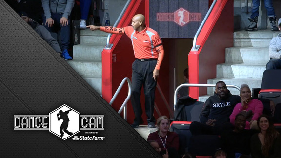 Dance Cam, presented by State Farm: February 1, 2019