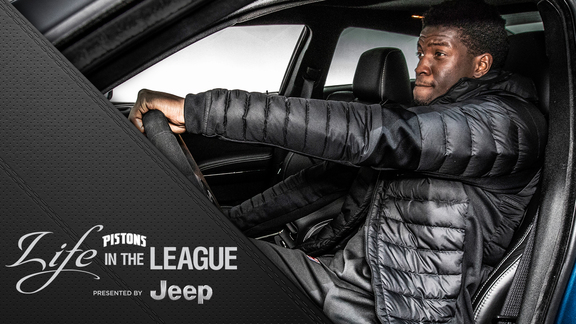 Life in the League, Presented by Jeep: FCA Design Center Visit