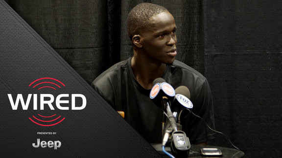 Wired, presented by Jeep: Thon Maker Presser
