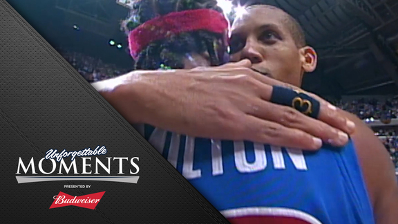Unforgettable Moments: Rip vs. Reggie