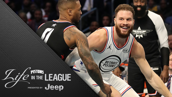 Life in the League, presented by Jeep: Blake's All-Star Weekend