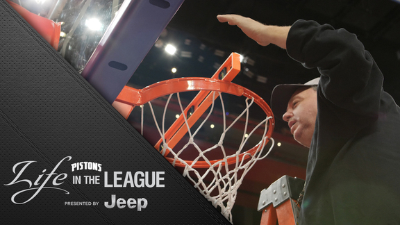 Life in the League, Presented by Jeep: LCA Pistons Gameday Prep