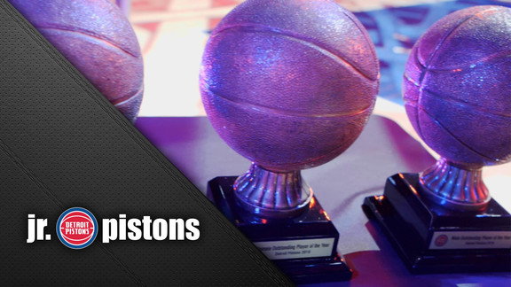 Jr. Pistons: Pistons Academy Awards