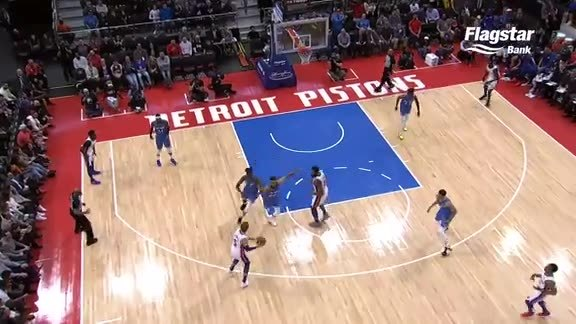 Pistons Playback, crafted by Flagstar: Pistons vs. Magic