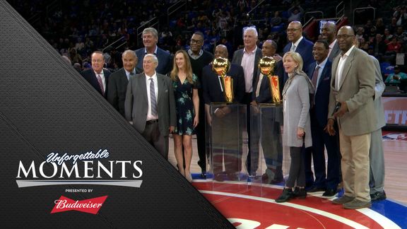 Unforgettable Moment – 1989 and 1990 Championships Anniversary Night