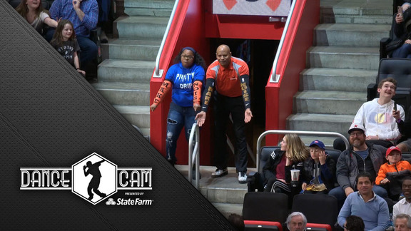 Dance Cam, presented by State Farm: April 12, 2019