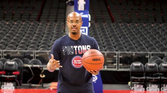 Jr. Pistons: Skill Sessions - Practicing at Game Speed