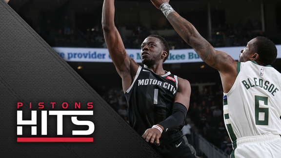 Pistons Hits: Game 2 – 2019 Playoffs