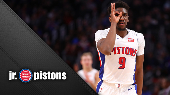 Jr. Pistons Skill Sessions - Increase Your Shooting Percentage