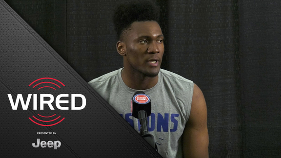 Wired, presented by Jeep: Draft Workouts May 21