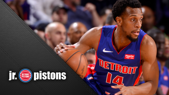 Jr. Pistons Skill Sessions: Dribbling