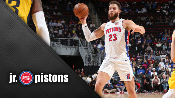 Jr. Pistons Skill Sessions: Making One More Pass