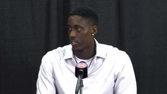 Wired, presented by Jeep: Tony Snell Press Conference