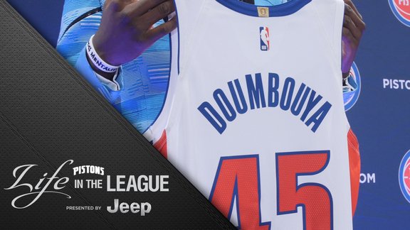 Life in the League, presented by Jeep: Sekou's First Day