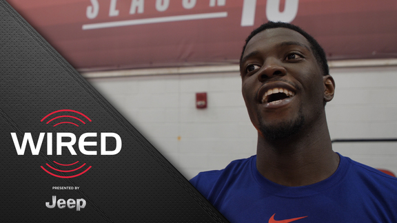 Wired, presented by Jeep: Summer League Day 2