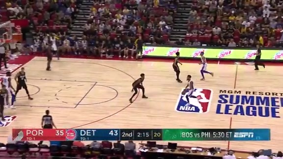 Pistons Playback, crafted by Flagstar: Pistons vs. Trail Blazers