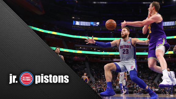 Jr Pistons Skill Sessions: Dribbling