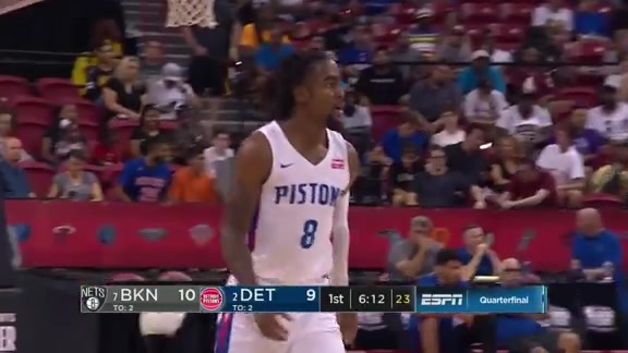 #Trending: Jordan Bone at Summer League