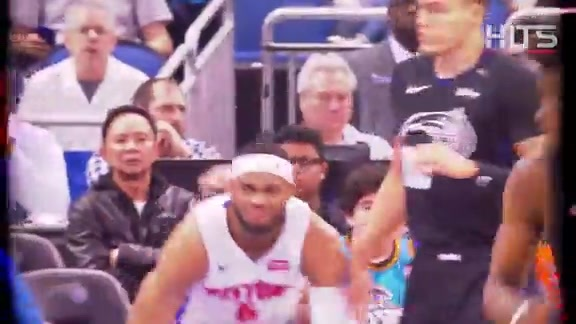 Pistons Hits: Dunk Week 2019