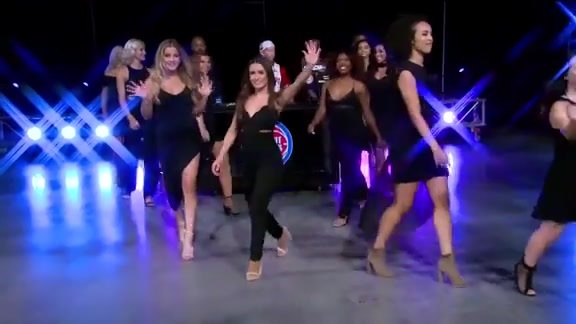 #Trending: Pistons Dancers & Entertainment Teams Reveal