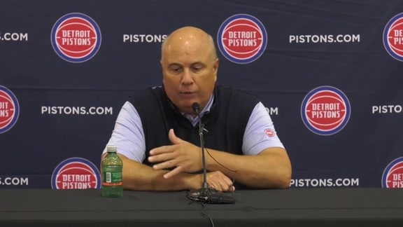 The Front Office: Ed Stefanksi Media Day Presser