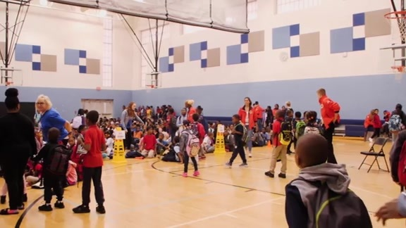 Basketball for All: DPSCD Count Day