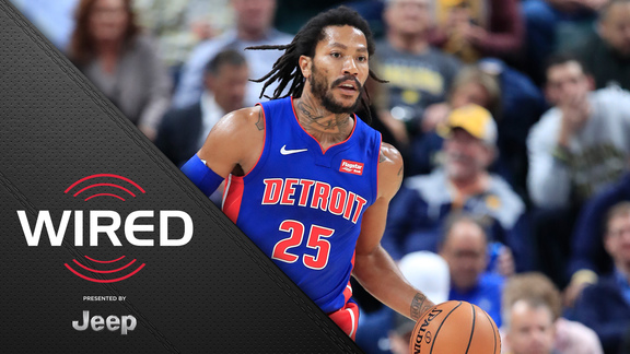 Wired, presented by Jeep: Pistons at Pacers