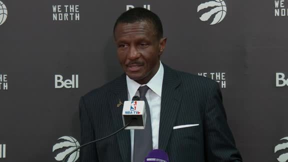 Raptors Post-Game: Dwane Casey - January 11, 2018