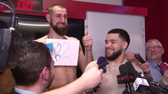 Raptors Post-Game: Fred VanVleet - January 11, 2018