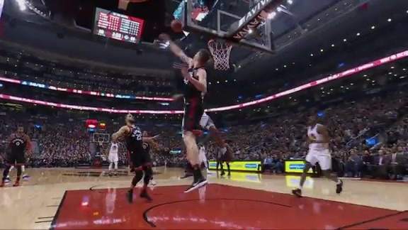 Raptors Highlights: Poeltl Power - January 13, 2018