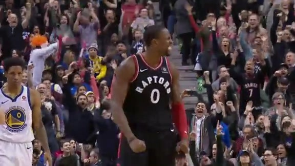 Raptors Highlights: Miles From Downtown - January 13, 2018