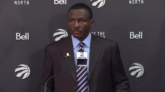 Raptors Post-Game: Dwane Casey - January 13, 2018