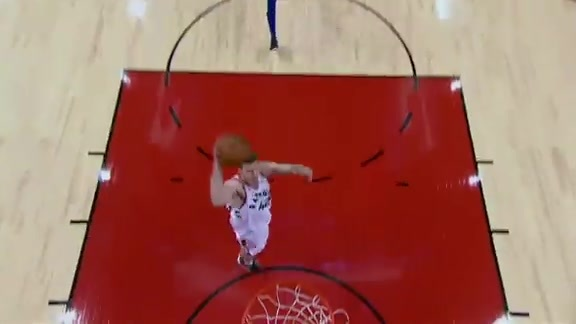 Raptors Highlights: DeRozan Finds Poeltl - January 17, 2018