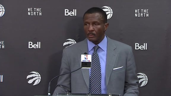 Raptors Post-Game: Dwane Casey - January 17, 2018