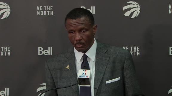 Raptors Post-Game: Dwane Casey - January 19, 2018