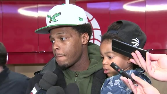 Raptors Post-Game: Kyle Lowry - January 19, 2018